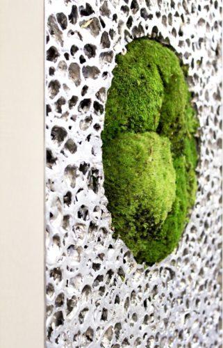 NATURADOR® Space Moss Absorber Nr. 1 Detail