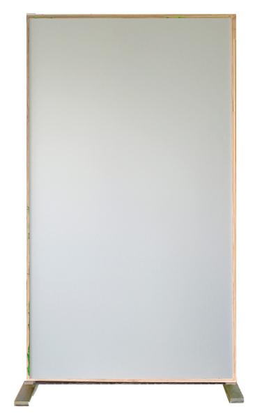 NATURADOR statischer Raumteiler Whiteboardseite